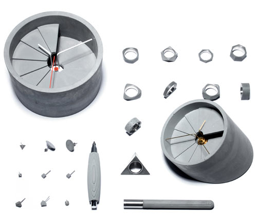 Concrete Objects by 22