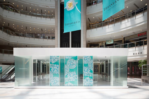 Tiffany & Co. Diamond Pavilion by 2x4 in style fashion main architecture  Category