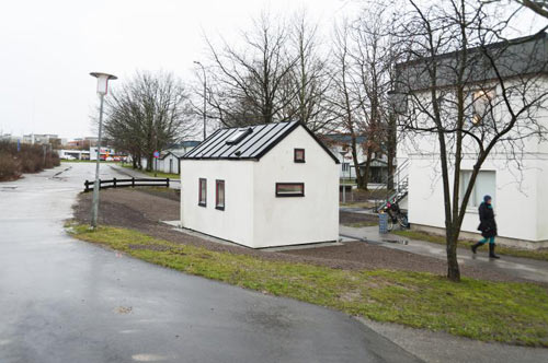 Sweden's Smallest Apartment