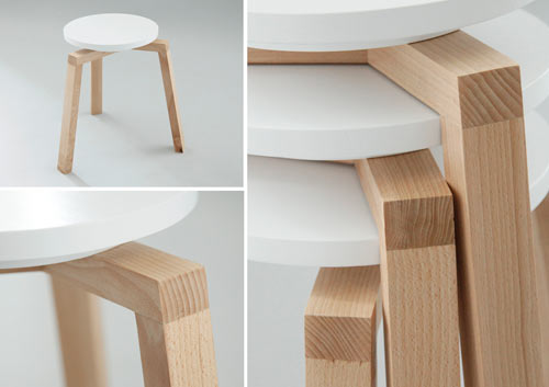 Adjustable Multifunctional Furniture by Agnieszka Mazur in main home furnishings  Category