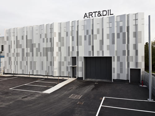 New Art&Dil Headquarters by Roberto Murgia Architetto