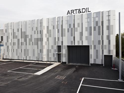 New Art&Dil Headquarters by Roberto Murgia Architetto