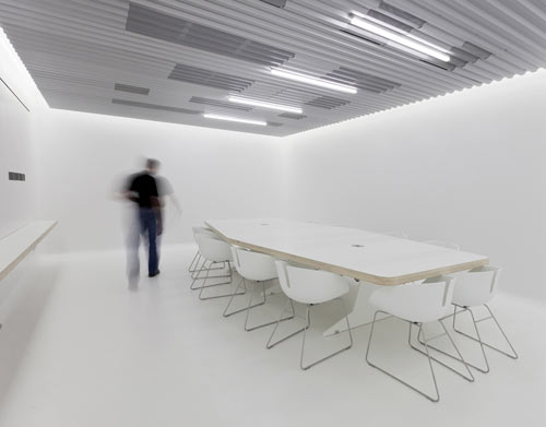 New Art&Dil Headquarters by Roberto Murgia Architetto in main architecture  Category