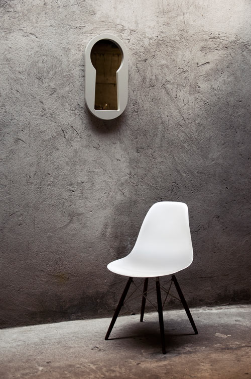 Voyeur Mirror by BBMDS in main home furnishings  Category