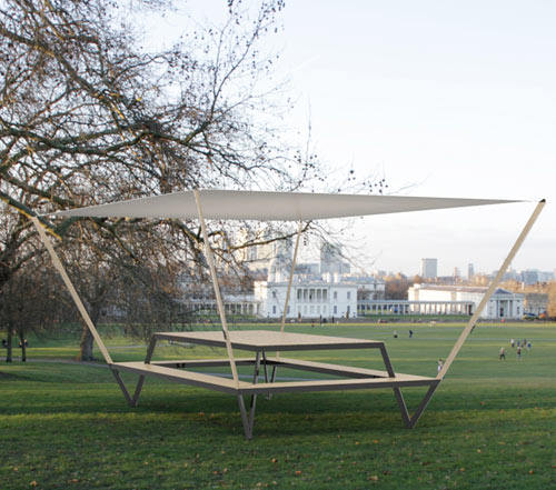 Garden Furniture by Duffy London for Encompass Furniture