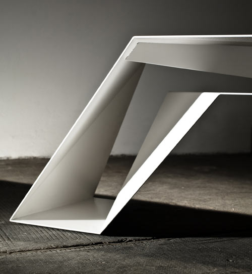 FOLDONE Table by Novae Architecture in main home furnishings  Category