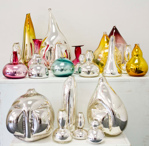 Glass Prototypes by Daniele Fratarcangeli