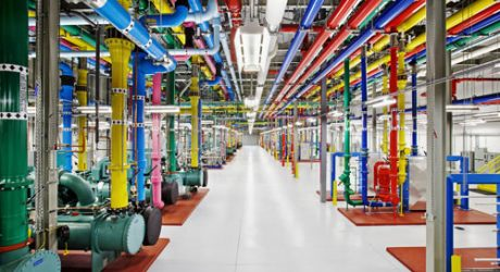 Inside Google's Top Secret Data Centers