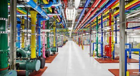 Inside Google's Top Secret Data Centers