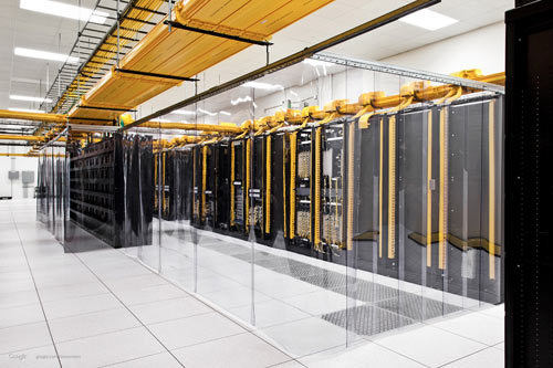 Inside Googles Top Secret Data Centers in technology main architecture  Category