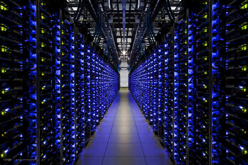 Inside Googles Top Secret Data Centers in technology architecture  Category