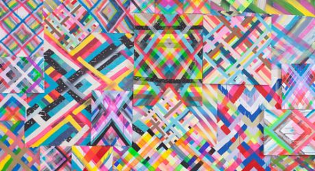 Colorful Canvases by Maya Hayuk