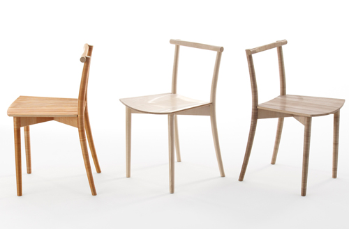 Fishline Chair by Nendo in home furnishings  Category