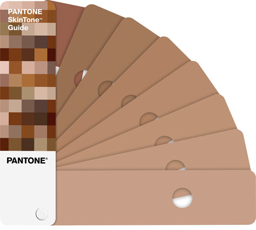 PANTONE SkinTone Guide in technology style fashion home furnishings art  Category