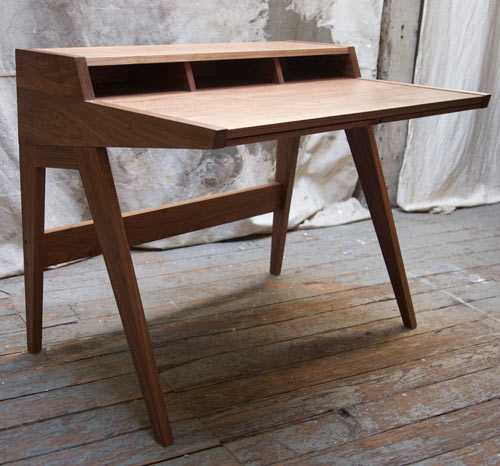 Mid-Century Nelson-Inspired Laura Desk by Phloem Studio