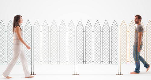 Plant The Fence by Andrea Rekalidis Design in main home furnishings  Category