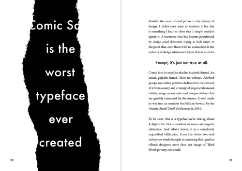 Popular Lies About Graphic Design by Craig Ward