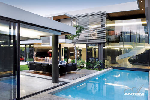 6th 1448 Houghton Residence ZM by SAOTA and Antoni Associates in main architecture  Category