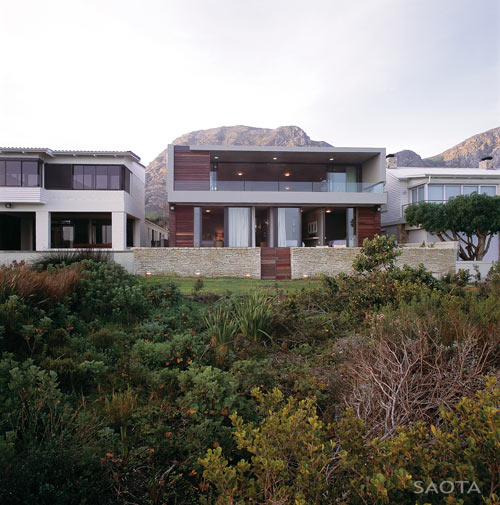 Split Level Beach House in South Africa by SAOTA in architecture  Category