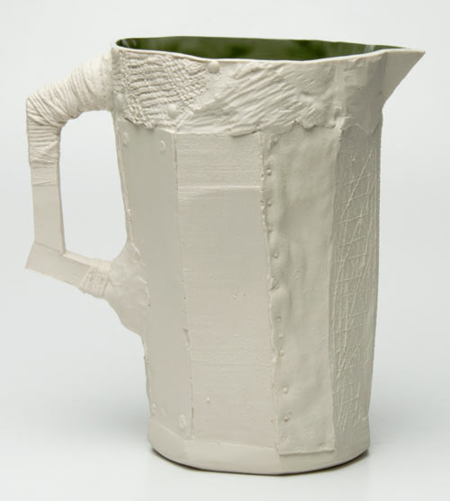 Shrinking Jug by Dave Hakkens