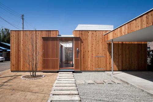 Sky Catcher House by Kazuhiko Kishimoto / acaa