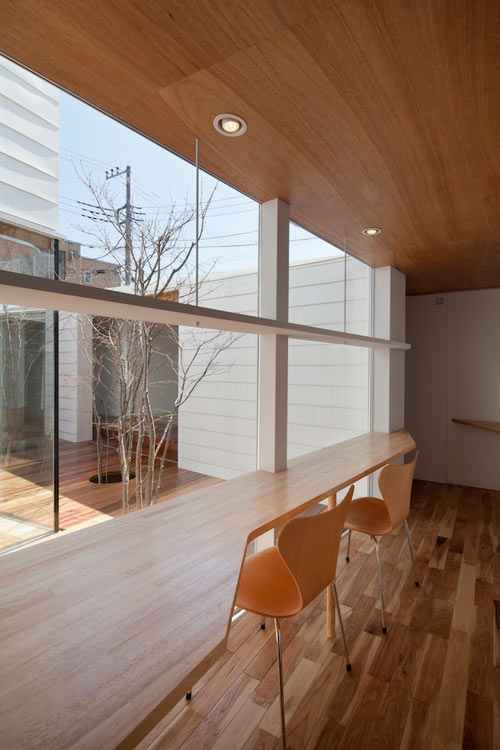 Sky Catcher House by Kazuhiko Kishimoto / acaa in main architecture  Category