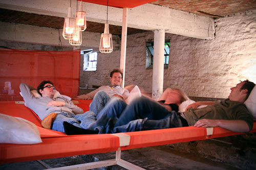 Stal Collectief Oversized Hammock in main interior design home furnishings  Category