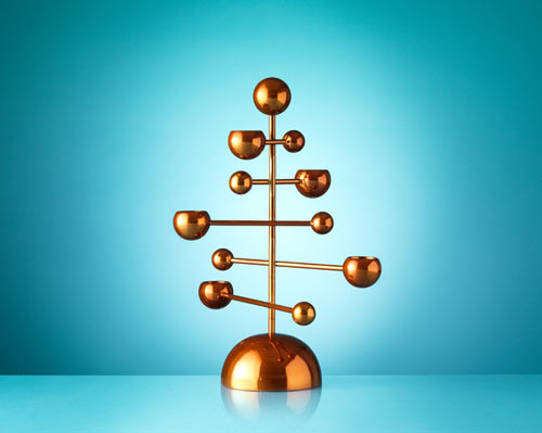 Teluria Candelabra by Note Design Studio for Klong