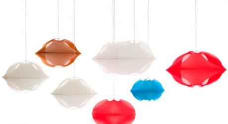 Tenda Lamp by Benjamin Hubert