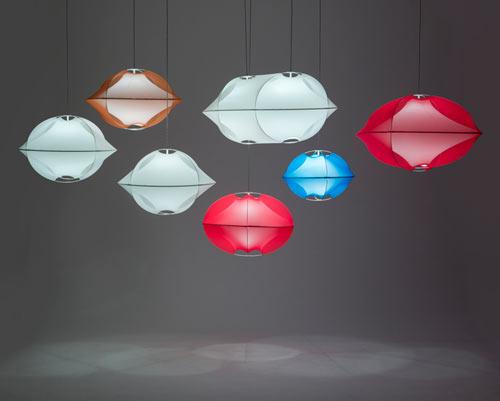 Tenda Lamp by Benjamin Hubert in main home furnishings  Category