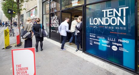 London Design Festival 2012: Tent London