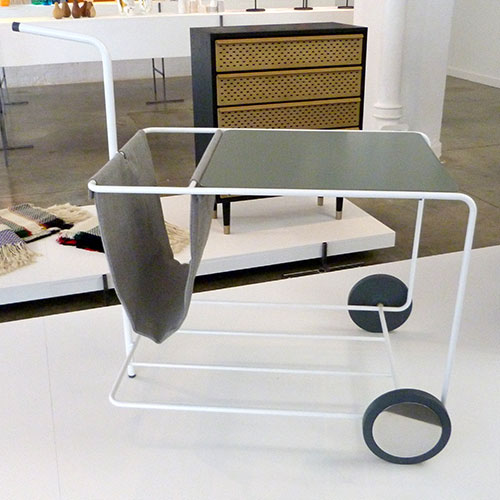 The James Trolley Table