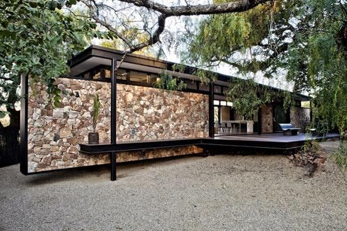 Westcliff Pavilion House by GASS Architecture Studio