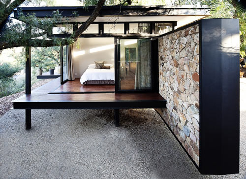 Westcliff Pavilion House by GASS Architecture Studio in main architecture  Category