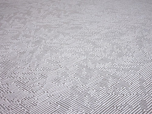 Incredible Salt Installations by Motoi Yamamoto in main art  Category