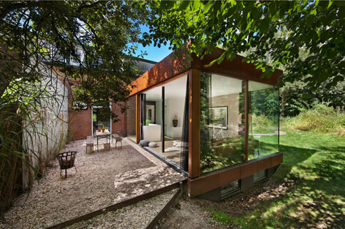 Railway House Santpoort by Zecc Architecten in main architecture  Category