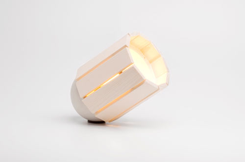 Baby Barrel Lamp by Nieuwe Heren