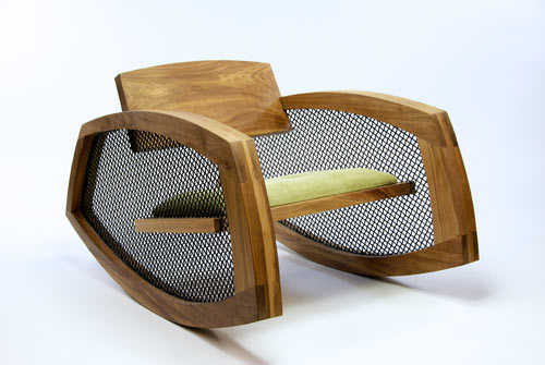 Rocker No. 1 by Brendan Gallagher in home furnishings  Category