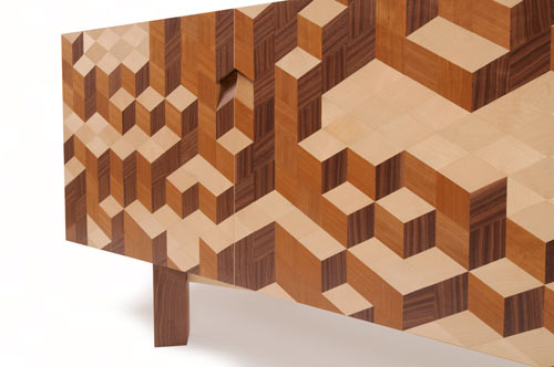 Causeway Storage Cabinet by Pedro Sousa in home furnishings  Category