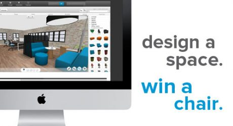 Design A Space; Win a Chair from turnstone
