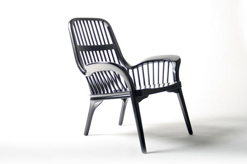 Fluid Chair by Jiwoong Jung