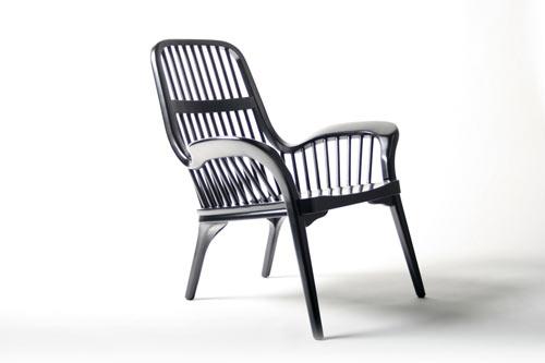 Fluid Chair by Jiwoong Jung