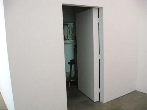 Through the Janitor Closet – An Unbelievable Installation