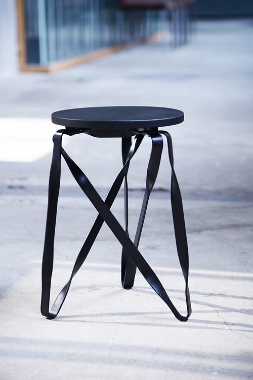 Twist Grille Stool by Yen Hao Chen and Hui Ying Lu in main home furnishings  Category