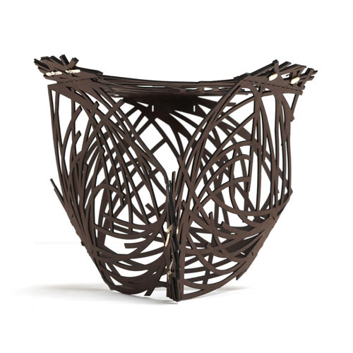 Tumbleweed 3D Trellis System by h2o architectes in main interior design home furnishings art  Category