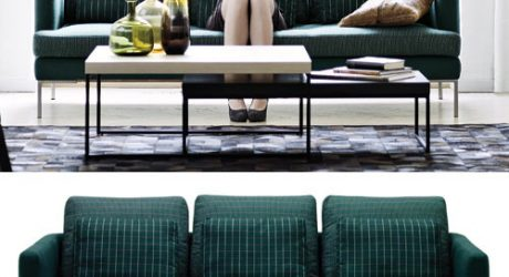 BoConcept ISTRA Sofa with Klint Fabric Giveaway