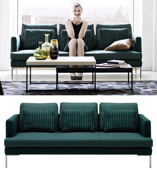 Perfect BoConcept ISTRA Sofa With Klint Fabric Giveaway