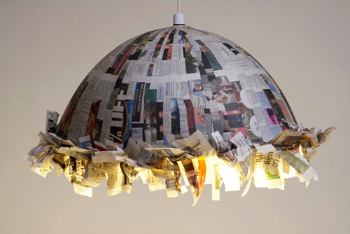 Unusual Materials in Home Decor by Jay Watson