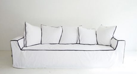 Your Couch as a Blank Canvas by Annebet Philips