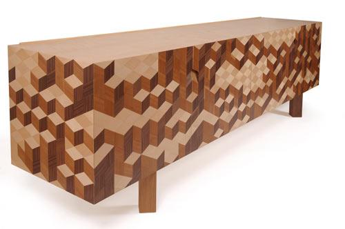 Causeway Storage Cabinet by Pedro Sousa